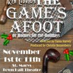 A Games A'Foot Poster